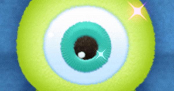 目 ツムツム 見える 白い の