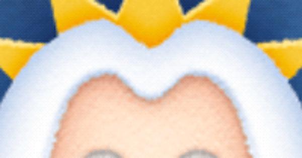 白い髪のツム一覧
