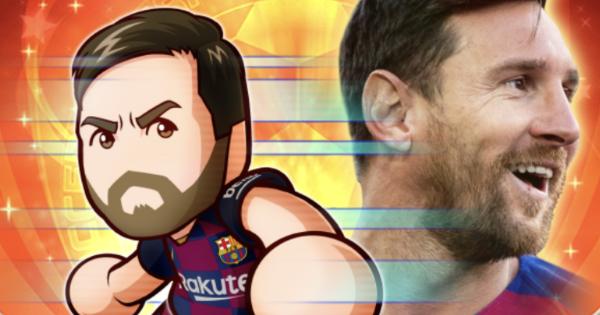[19-20]メッシの評価とイベント|FCバルセロナコラボ