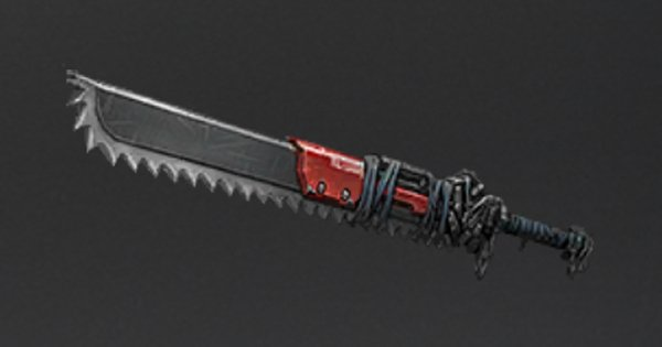 のこぎり刀の性能と製作材料