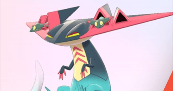 ドラパルド ポケモン 剣 盾