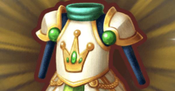 名誉騎士のプレートの入手方法と強化素材