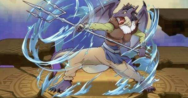 龍人族(ドラゴンニュート)の戦士長ガビルの評価と使い方