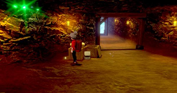 ガラル鉱山の出現ポケモンと入手アイテム