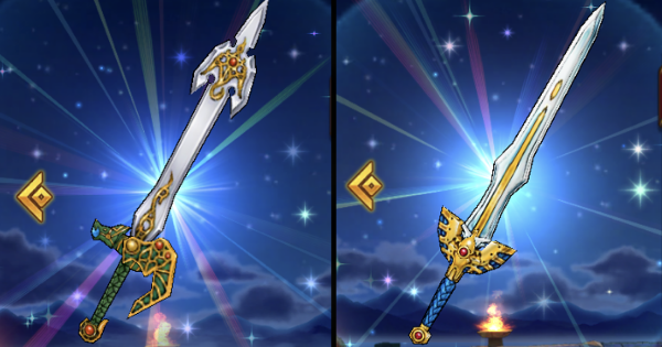 「天空の剣」と「ロトの剣」どっちが強い?評価と性能比較!