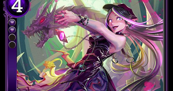 「死滅の竜巫女」フランチェスカのカード情報と評価