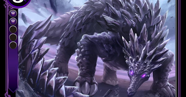 黒鎧竜オブシロンのカード情報と評価