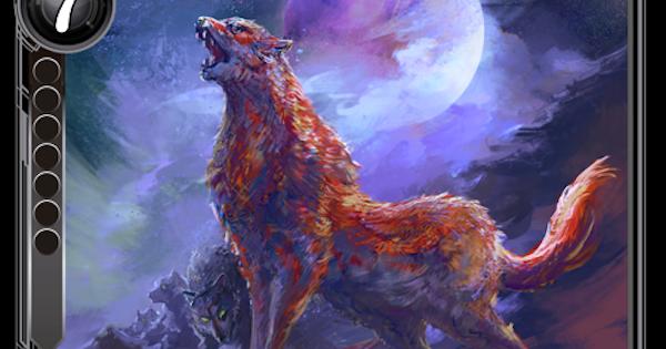 「炎狼」ヴォルトのカード情報と評価