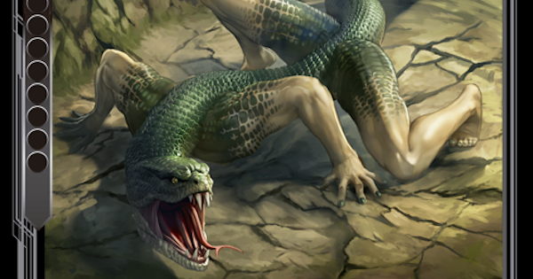 「蛇巨人」サーペンティーアのカード情報と評価