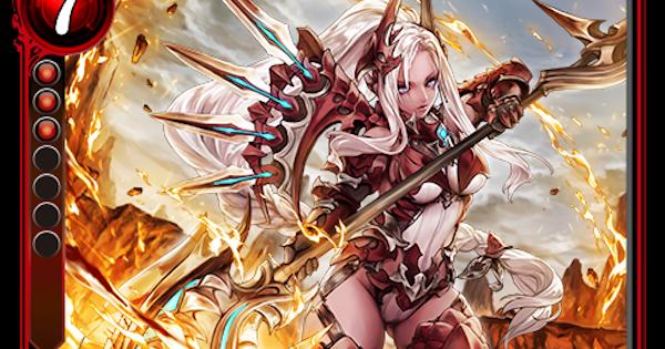 「爆焔の竜騎士」シエンナのカード情報と評価