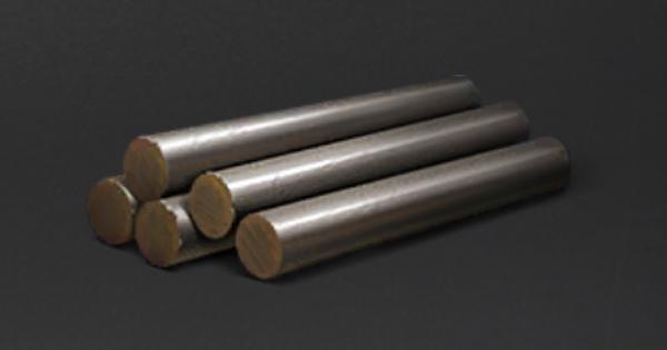 中炭素鋼|武器の半製品