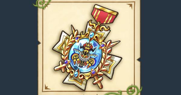 キングホーネットの勲章の効果とおすすめ組み合わせ
