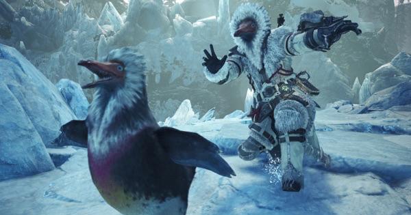 キブクレペンギンつかまえた!の攻略