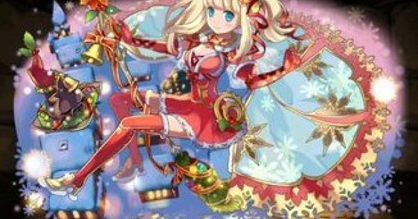 クリスマスサレーネの最新テンプレパーティ