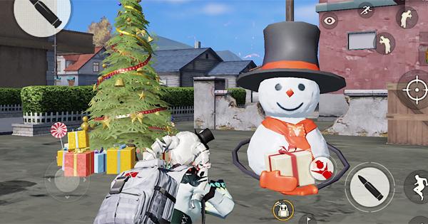 クリスマスプレゼント&雪玉が出現!冬の新要素まとめ