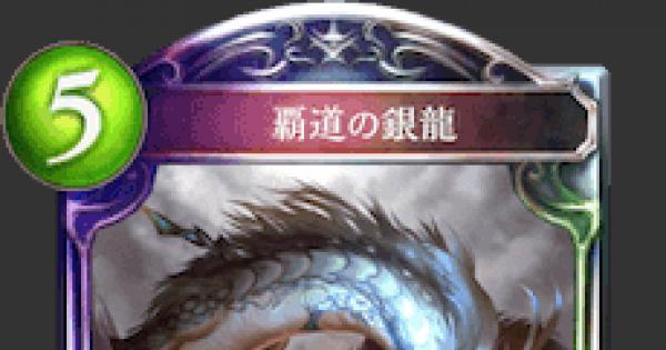 覇道の銀龍の情報