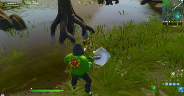 ログジャム、木の掘立小屋、バケツツリーの間でノームを探す