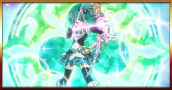 ピュアリーシオリ(マジカル)の評価とスキル|魔法少女シオリ