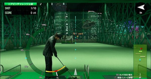 ゴルフの場所と遊び方