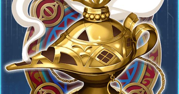 『魔神のランプ』の性能