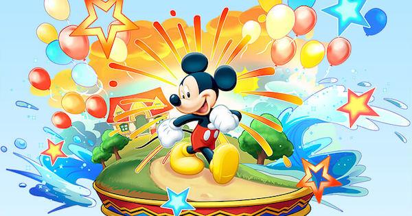 ミッキーマウスの評価!おすすめの超覚醒と潜在覚醒