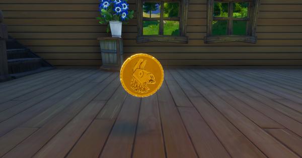 謎のゴールド(コイン)が出現!?新要素追加の前兆か?