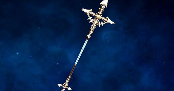 十字星杖の性能と入手方法