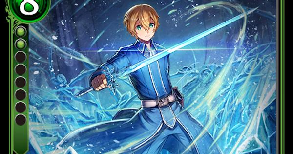 「上級修剣士」ユージオのカード情報と評価