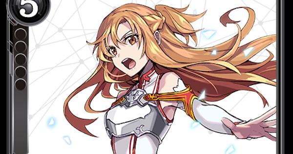 「SAO」アスナのカード情報と評価