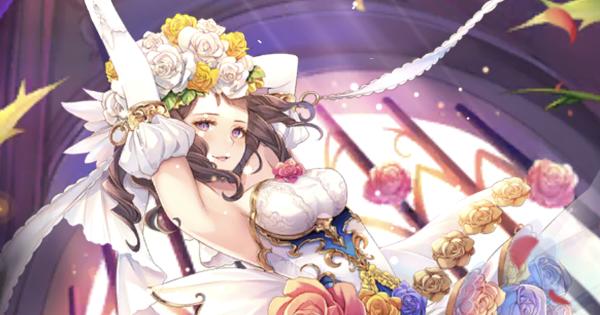 新白薔薇姫(SS)の評価/おすすめ覚醒とステータス