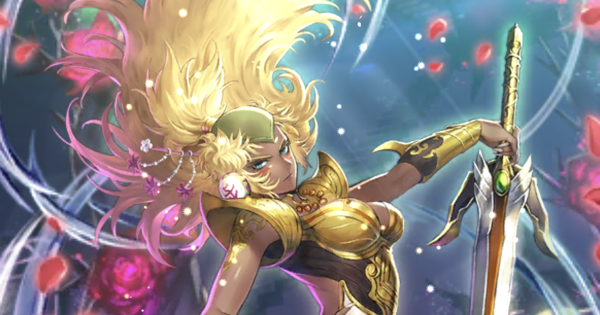 金獅子姫(イベント/SS)の評価/おすすめ覚醒とステータス