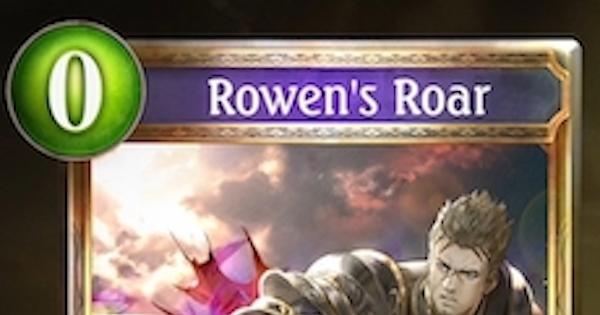 ローウェンの咆哮の情報