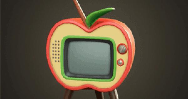 リンゴのテレビのレシピ(作り方)と必要素材