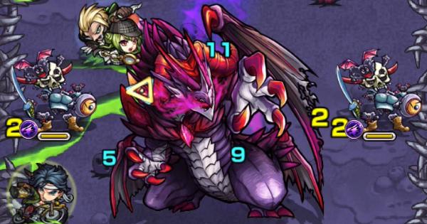 ダークドラゴン【究極】攻略と適正キャラランキング