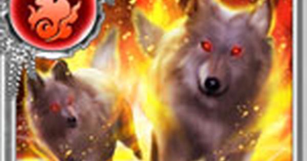火狼連衡の性能 | 奥義