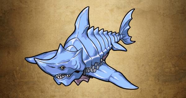 空泳巨大鮫(メガロドン)【転スラ】の評価と強い点