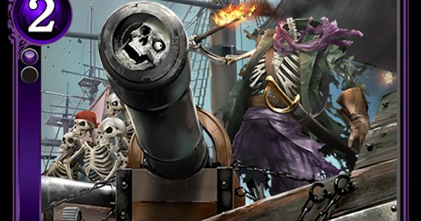 タナトスの海賊のカード情報と評価