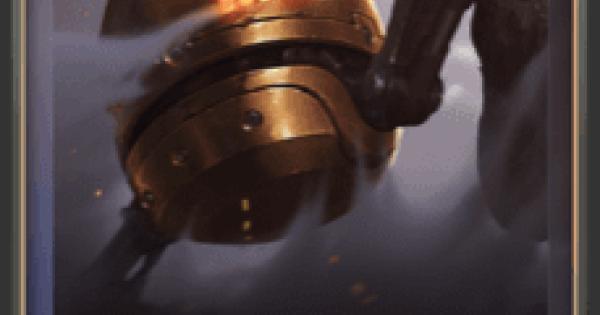 ゴールデンクラッシュボットの情報