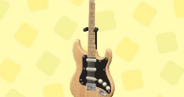 エレキギターES1の値段(売値)と入手方法