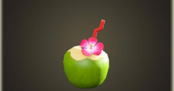 森 ジュース あつ ココナッツ