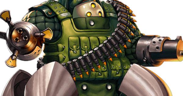 武装バズランボーのスキル性能とステータスランキング