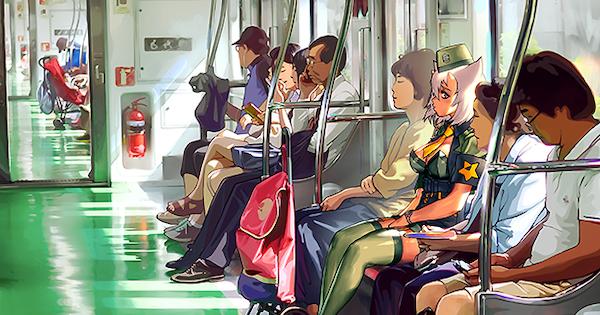 午後の列車のステータスとオプション効果
