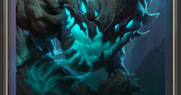 魔樹の獣の情報