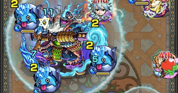 裏覇者の塔西【25階/水】攻略と適正キャラランキング