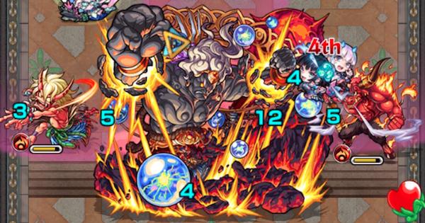 裏覇者の塔西【34階/火】攻略と適正キャラランキング