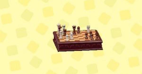 チェスの値段(売値)と入手方法