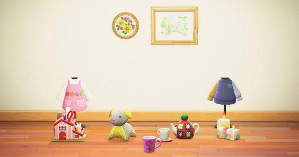 ははシリーズ家具一覧と入手方法