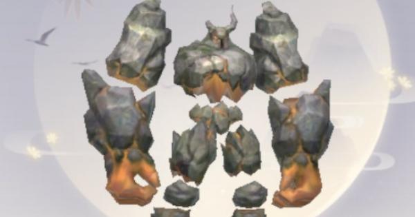 岩ゴーレム(通常・銀)の入手方法と性能