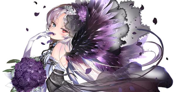 誘惑の天使レアシルヴィアのスキル性能とステータスランキング
