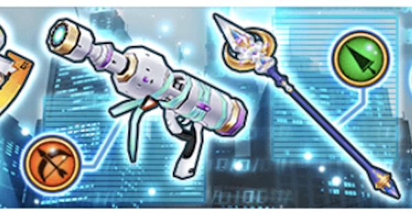 ファントムオブメモリー武器の交換おすすめランキング